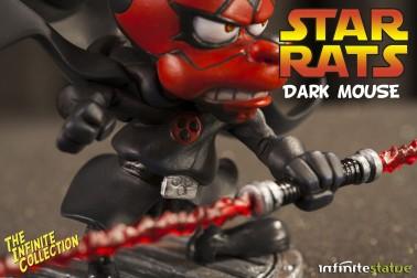 Rat-Man Infinite Collection statua da collezione Dark Mouse - 8