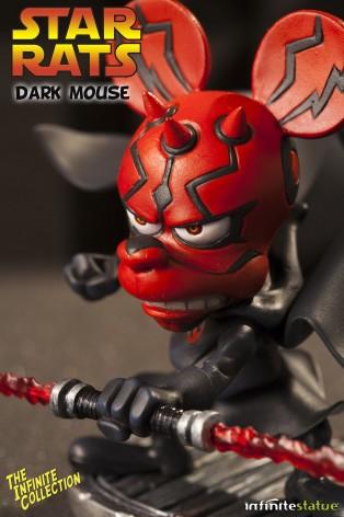 Rat-Man Infinite Collection statua da collezione Dark Mouse - 16