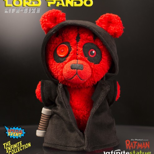 Peluche LORD PANDO Life-Size - 1