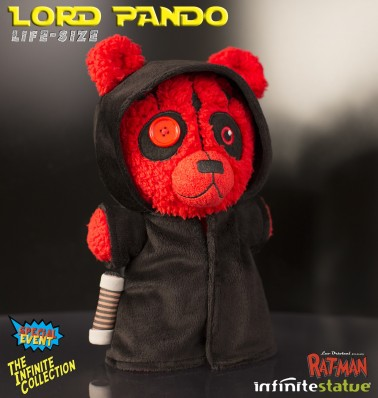 Peluche LORD PANDO Life-Size - 2