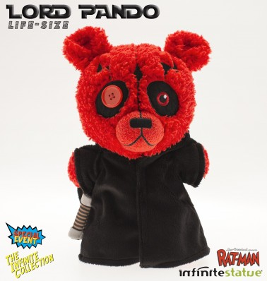 Peluche LORD PANDO Life-Size - 4