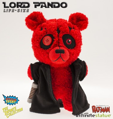 Peluche LORD PANDO Life-Size - 6