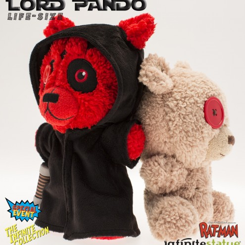 Peluche LORD PANDO Life-Size - 7