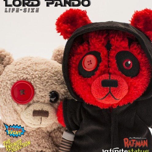 Peluche LORD PANDO Life-Size - 8