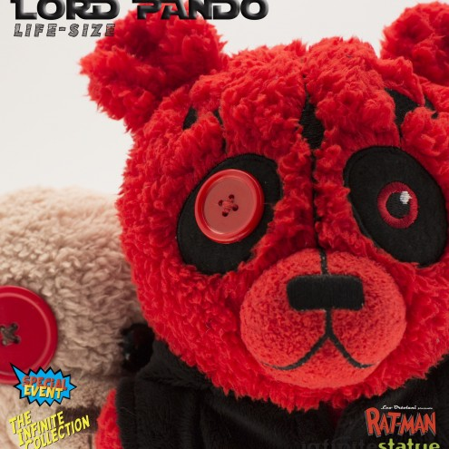 Peluche LORD PANDO Life-Size - 9