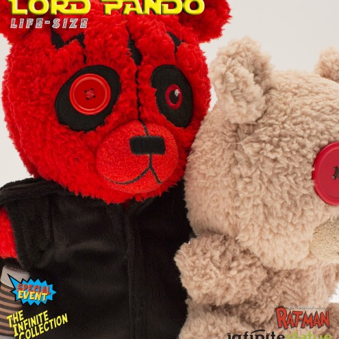 Peluche LORD PANDO Life-Size - 10