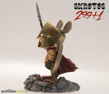 Rat-Man Infinite Collection | The statue ofSkrotos da 299+1 -3