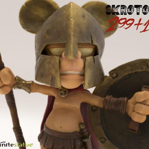 Rat-Man Collection statua di Skrotos da 299+1 - 4