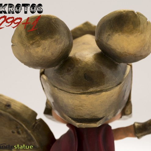 Rat-Man Collection statua di Skrotos da 299+1 - 5