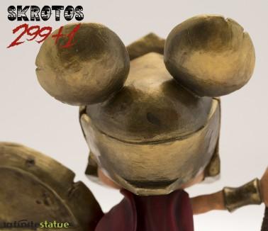 Rat-Man Infinite Collection | The statue ofSkrotos da 299+1 -5