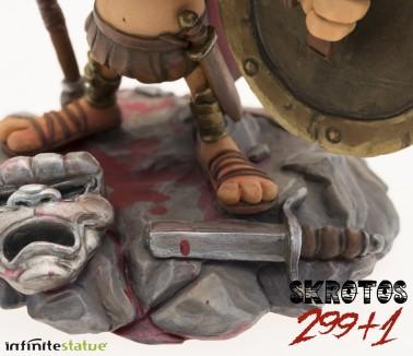 Rat-Man Collection statua di Skrotos da 299+1 - 7