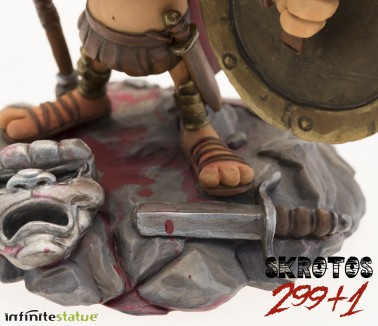 Rat-Man Infinite Collection | The statue ofSkrotos da 299+1 -7