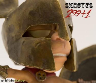 Rat-Man Infinite Collection | The statue ofSkrotos da 299+1 -8