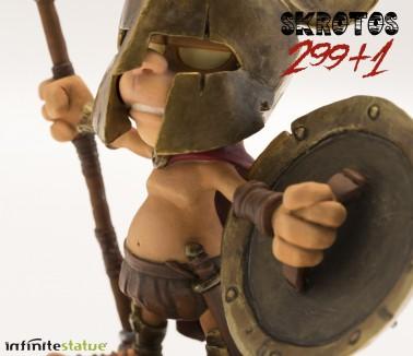 Rat-Man Infinite Collection | The statue ofSkrotos da 299+1 -10