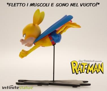 Rat-Man Infinite Collection statua da collezione - 2