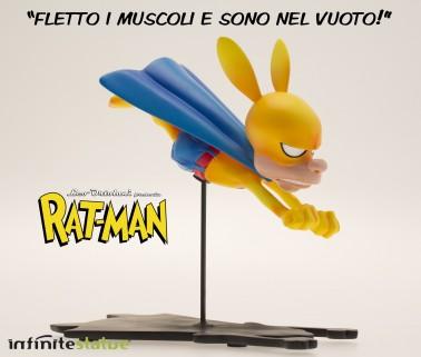 Rat-Man Infinite Collection statua da collezione - 4