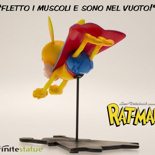Rat-Man Infinite Collection statua da collezione - 5