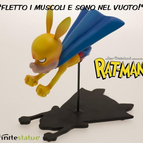 Rat-Man Infinite Collection statua da collezione - 7