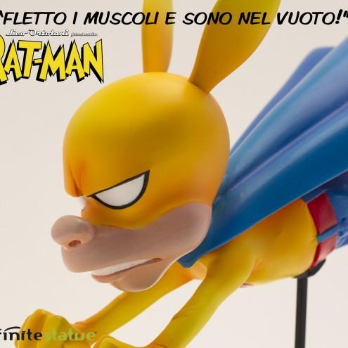 Rat-Man Infinite Collection statua da collezione - 8