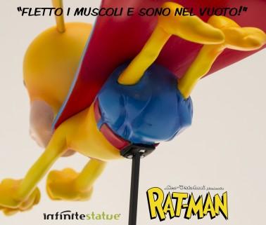 Rat-Man Infinite Collection statua da collezione - 9