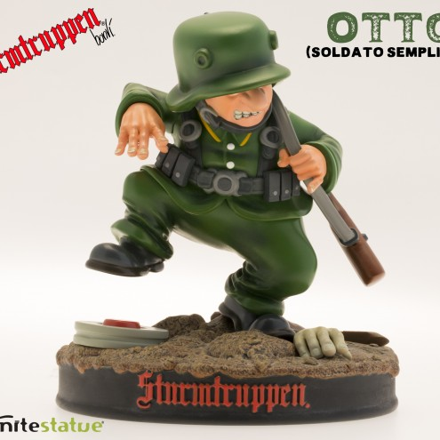 Statua da collezione di Otto / Sturmtruppen - 1