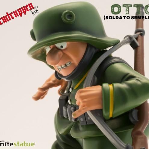 Statua da collezione di Otto / Sturmtruppen - 4