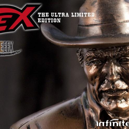 """Statua da collezione di Tex colorazione in """"Bronze EFX"""" - 2"""