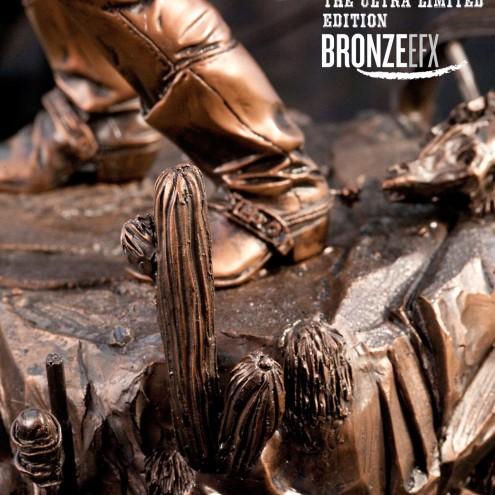 """Statua da collezione di Tex colorazione in """"Bronze EFX"""" - 4"""