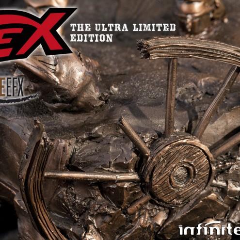 """Statua da collezione di Tex colorazione in """"Bronze EFX"""" - 5"""