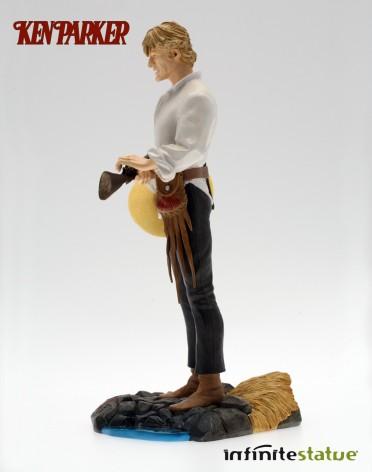 Statua 3D in formato 1:6 di Ken Parker - 3
