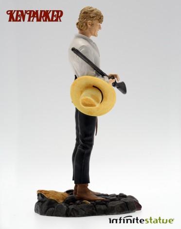 Statua 3D in formato 1:6 di Ken Parker - 5