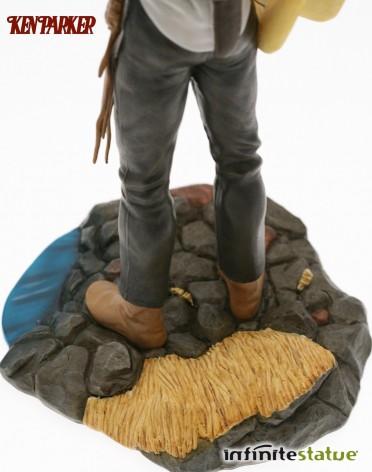 Statua 3D in formato 1:6 di Ken Parker - 6
