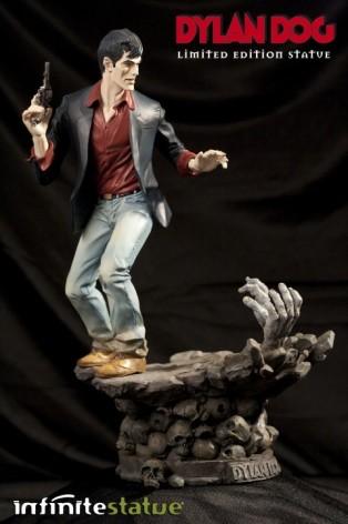 Statua formato 1:6 Edizione Limitata del grande Dylan Dog - 14