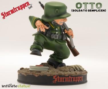 Statua da collezione di Otto / Sturmtruppen - 8