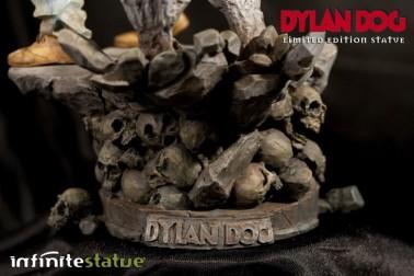 Statua in formato 1:6 Edizione Limitata del grande Dylan Dog - 4