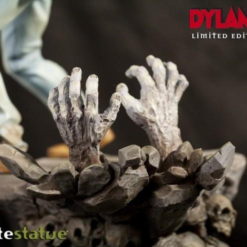 Statua in formato 1:6 Edizione Limitata del grande Dylan Dog - 6