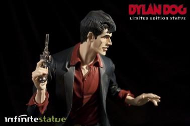 Statua in formato 1:6 Edizione Limitata del grande Dylan Dog - 8