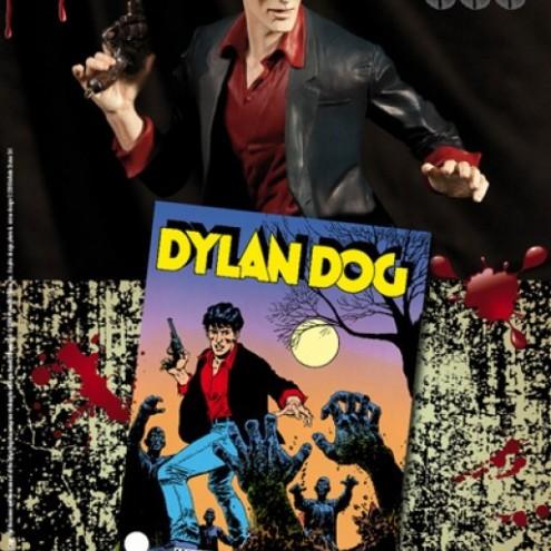 Statua in formato 1:6 Edizione Limitata del grande Dylan Dog - 9