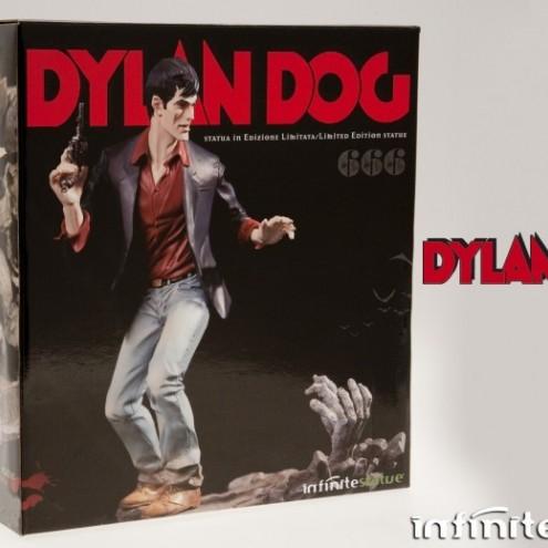 Statua formato 1:6 Edizione Limitata del grande Dylan Dog - 10