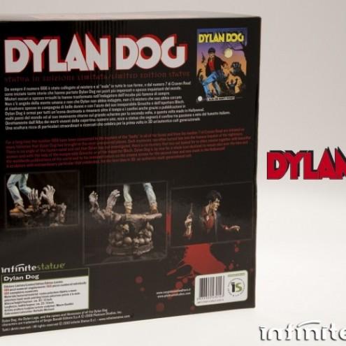 Statua formato 1:6 Edizione Limitata del grande Dylan Dog - 11