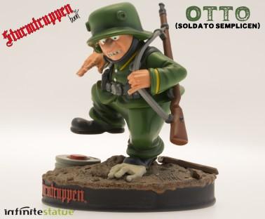Statua da collezione di Otto / Sturmtruppen - 11