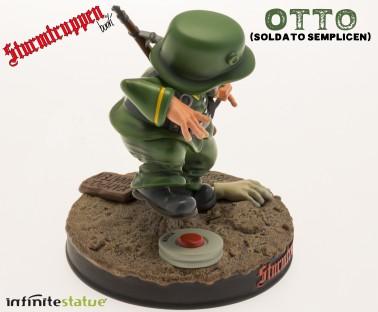 Statua da collezione di Otto / Sturmtruppen - 12