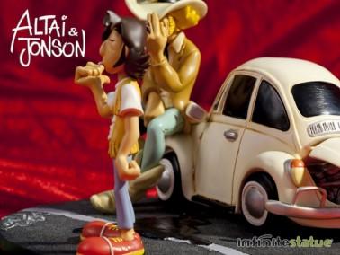 The statue ofAltai & Jonson -3