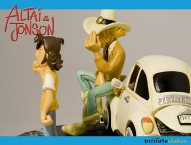 The statue ofAltai & Jonson -5
