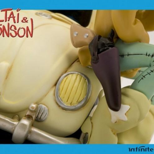 The statue ofAltai & Jonson -7