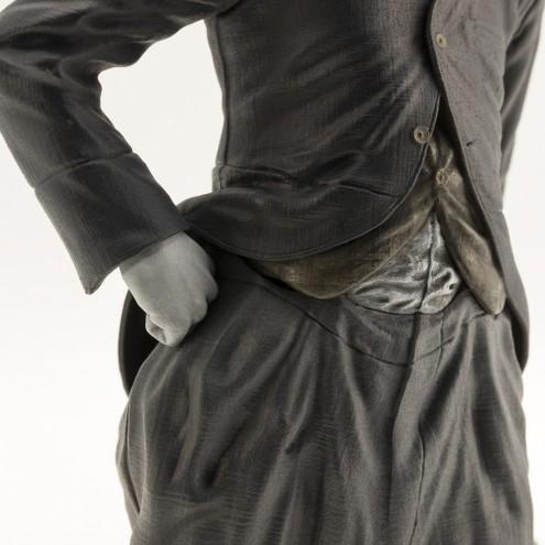 Statua del personaggio del Vagabondo di Charlie Chaplin - 10