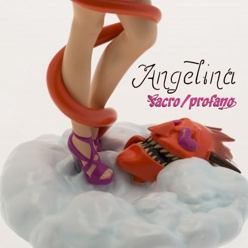 The statue ofAngelina from Sacro/Profano -3