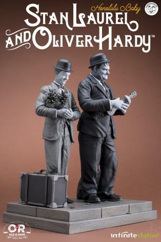 La statua di Stan Laurel & Oliver Hardy - 3