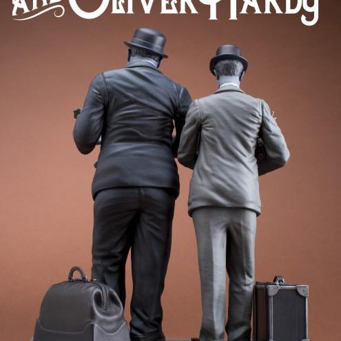 La statua di Stan Laurel & Oliver Hardy - 4
