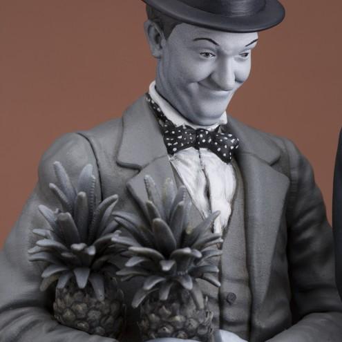 La statua di Stan Laurel & Oliver Hardy - 5